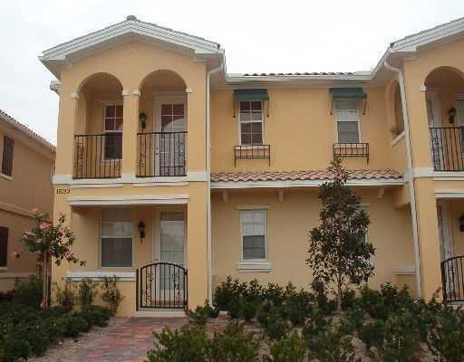 Townhouse for Sale at 1633 Jeaga Drive 1633 Jeaga Drive Jupiter, Florida 33458 United States