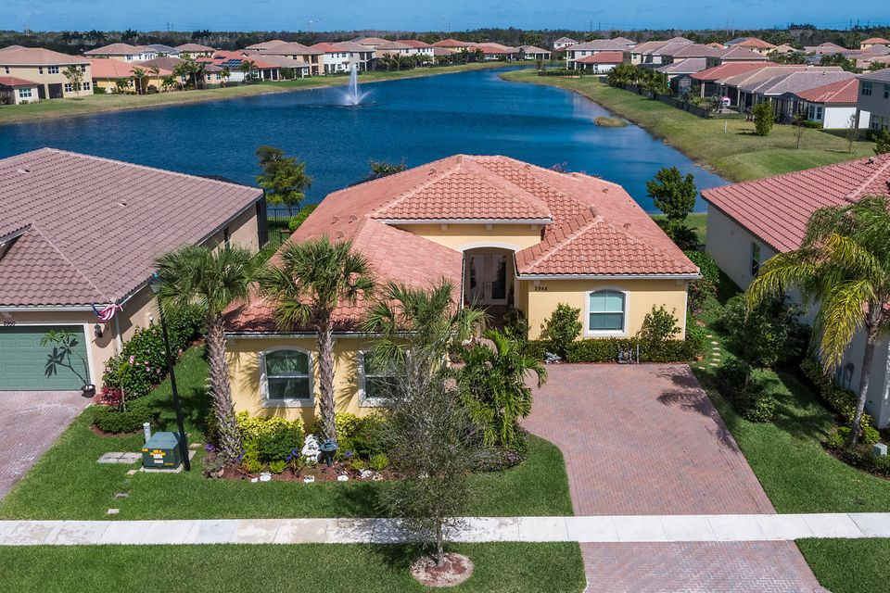 Single Family Home for Sale at 2948 Bellarosa Circle 2948 Bellarosa Circle Royal Palm Beach, Florida 33411 United States