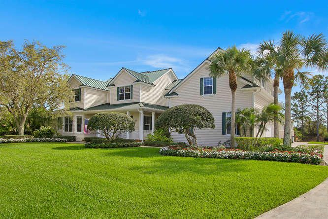 Single Family Home for Sale at 3986 SW Rivers End Way 3986 SW Rivers End Way Palm City, Florida 34990 United States