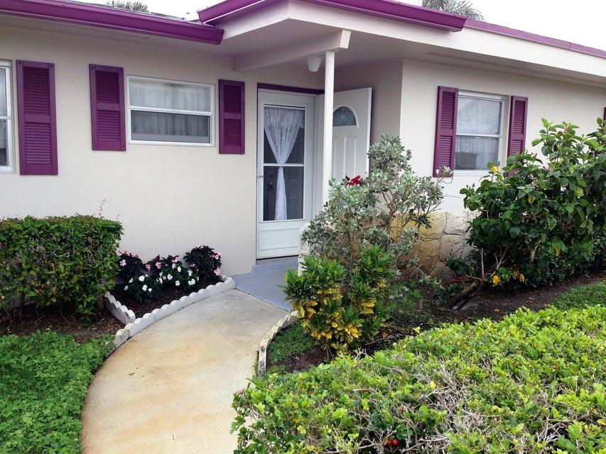 2631 W Barkley Drive C  West Palm Beach, FL 33415