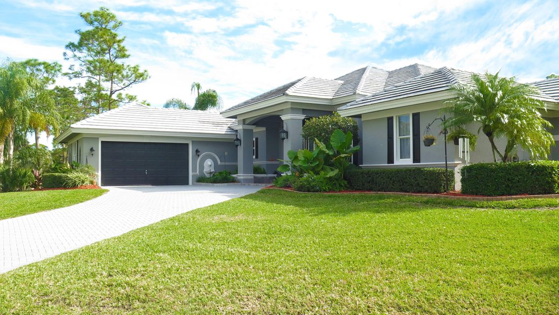 Single Family Home for Rent at 1655 SW Cattail Court 1655 SW Cattail Court Palm City, Florida 34990 United States