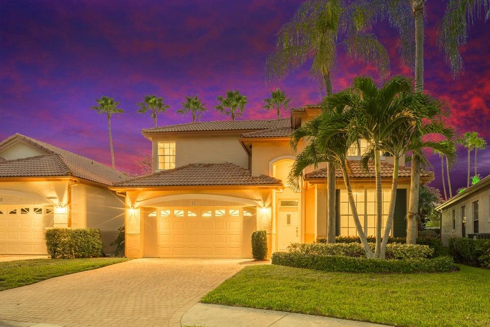 21 Porta Vista Circle , Palm Beach Gardens FL 33418 is listed for sale as MLS Listing RX-10409036 27 photos