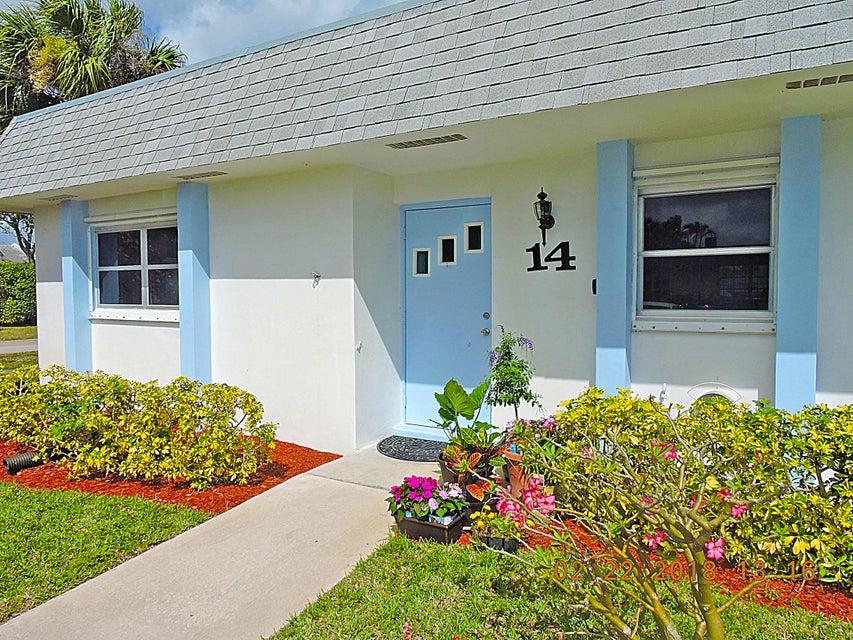 2638 Gately Drive 14  West Palm Beach FL 33415