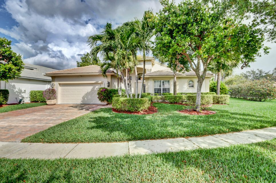 VALENCIA SHORES 1 home 7856 Amethyst Lake Point Lake Worth FL 33467