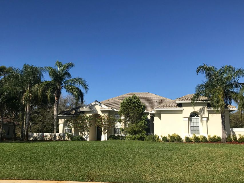 Single Family Home for Sale at 5068 SW Orchid Bay Drive 5068 SW Orchid Bay Drive Palm City, Florida 34990 United States