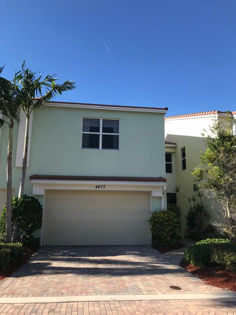 Townhouse for Rent at 4877 NW 16th Terrace 4877 NW 16th Terrace Boca Raton, Florida 33431 United States