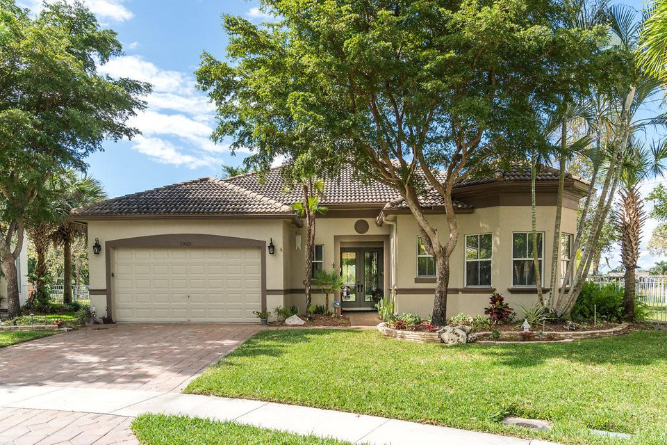 Home for sale in BLACK DIAMOND PH 1 Wellington Florida