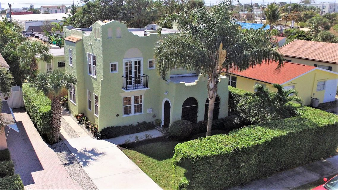 Single Family Home for Rent at 422 26th Street 422 26th Street West Palm Beach, Florida 33407 United States