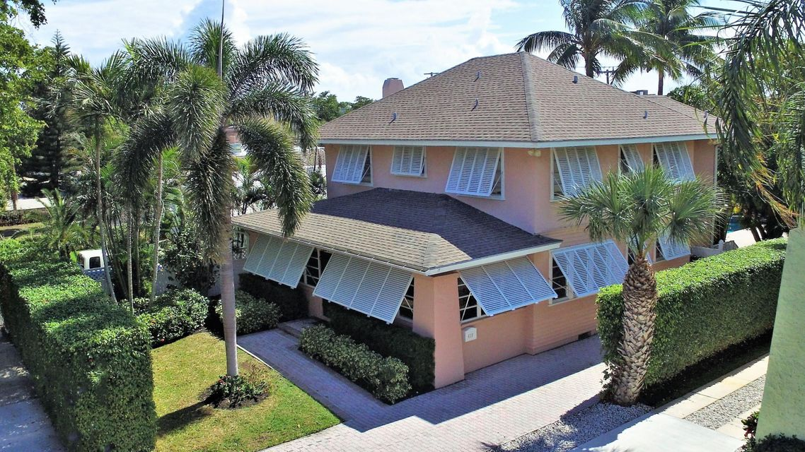 Single Family Home for Rent at 418 26th Street 418 26th Street West Palm Beach, Florida 33407 United States