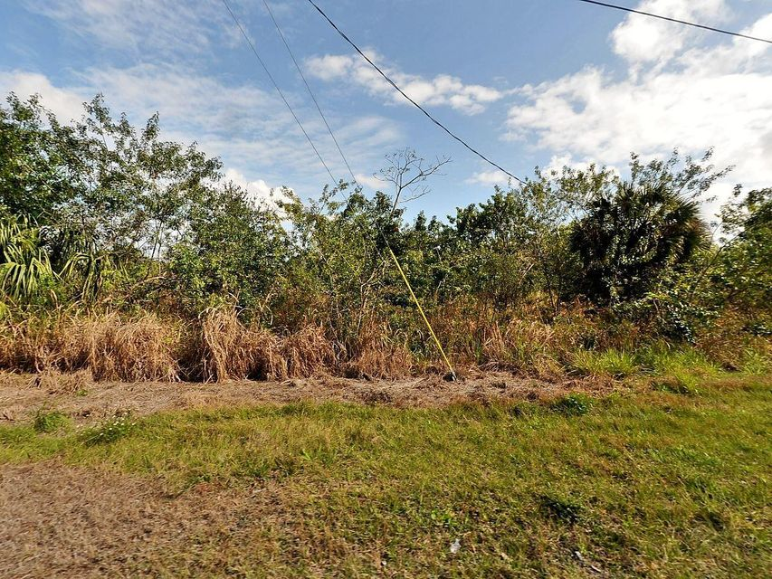 Land for Sale at Tbd Seminole Road Tbd Seminole Road Fort Pierce, Florida 34951 United States