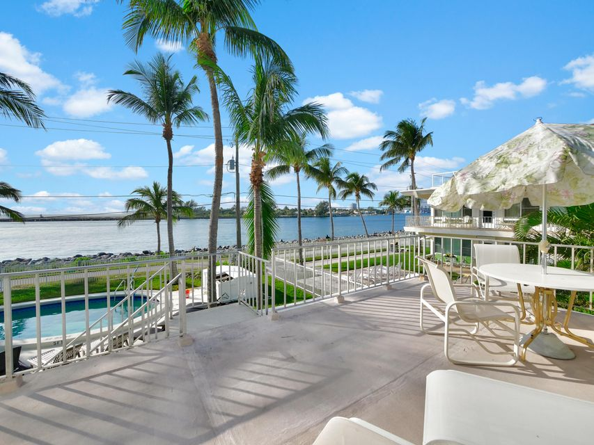 Condominium for Rent at 206 Inlet Way # 10 206 Inlet Way # 10 Palm Beach Shores, Florida 33404 United States
