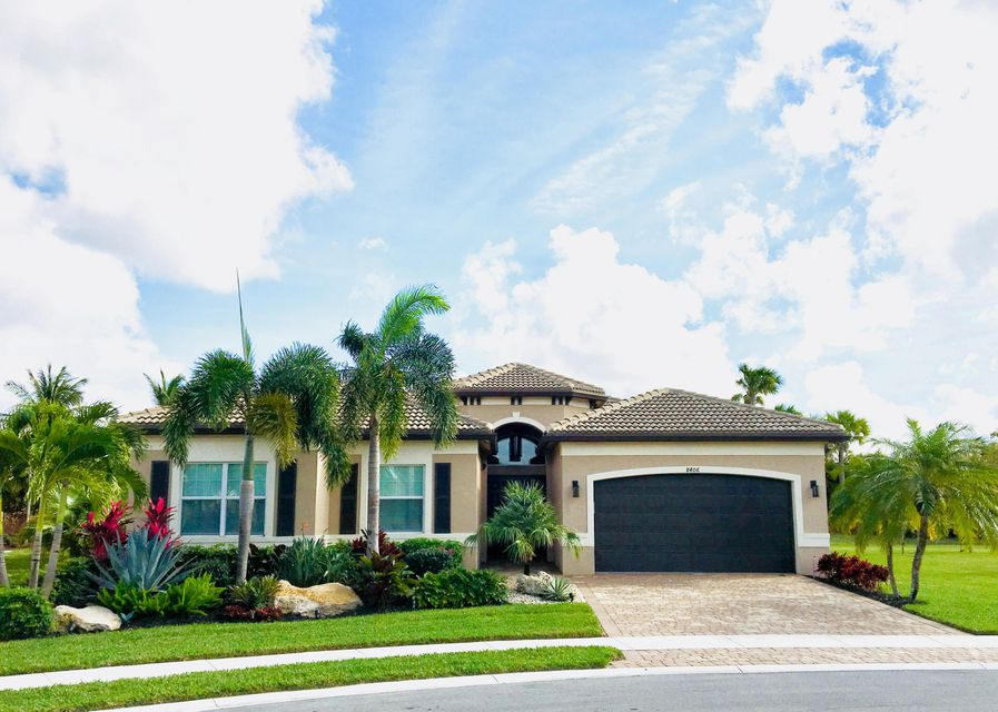 Single Family Home for Sale at 8406 Cameron Cave Drive 8406 Cameron Cave Drive Boynton Beach, Florida 33473 United States