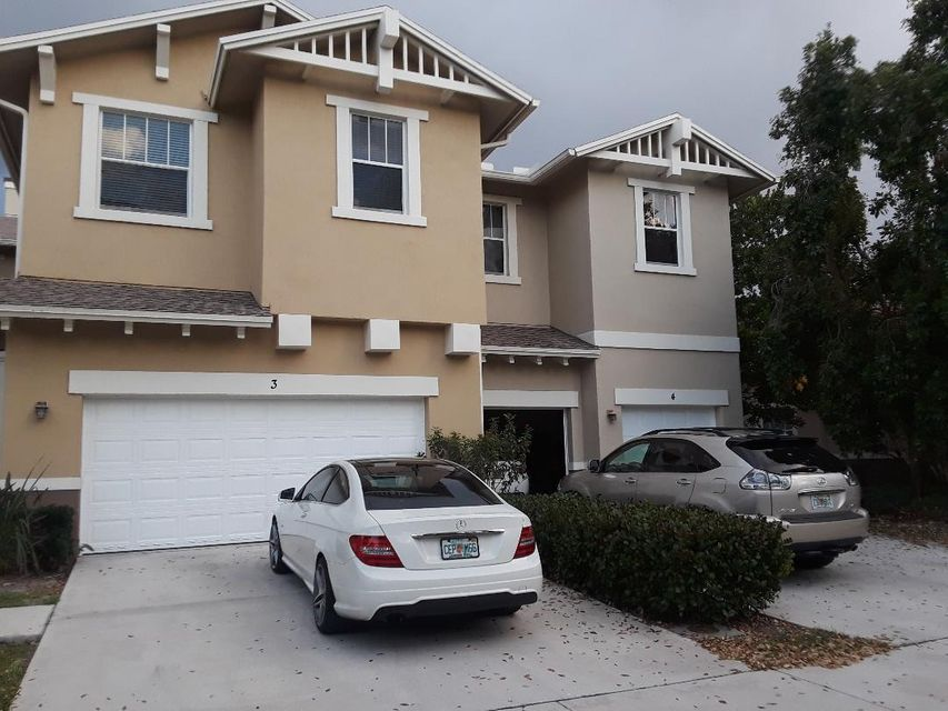 Townhouse for Rent at 1750 Mission Court # 3 1750 Mission Court # 3 West Palm Beach, Florida 33401 United States
