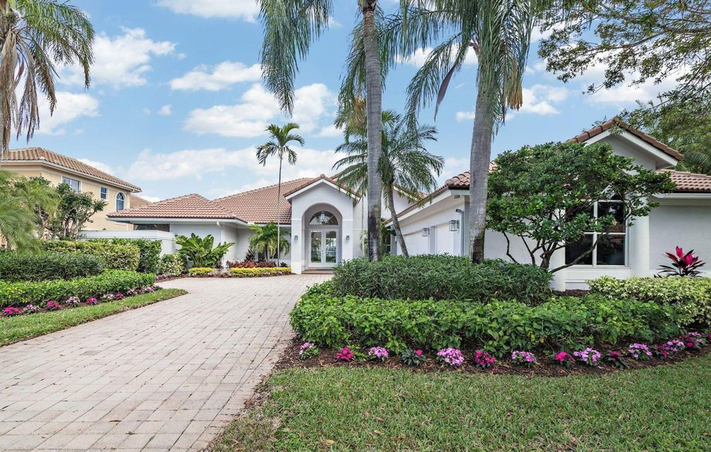 Single Family Home for Sale at 44 Saint James Drive 44 Saint James Drive Palm Beach Gardens, Florida 33418 United States