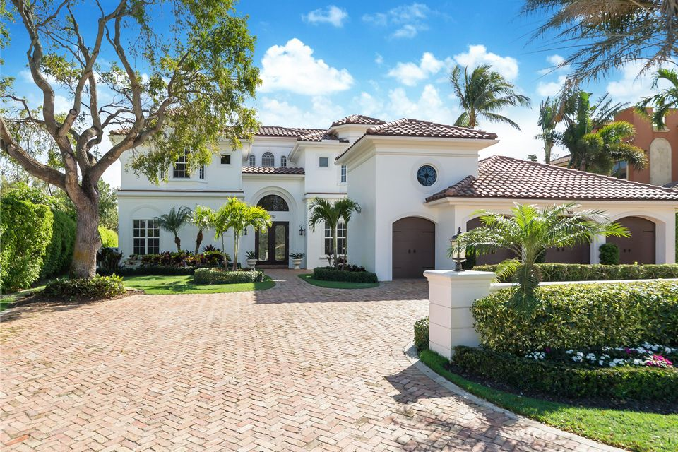 Single Family Home for Sale at 336 E Alexander Palm Road 336 E Alexander Palm Road Boca Raton, Florida 33432 United States