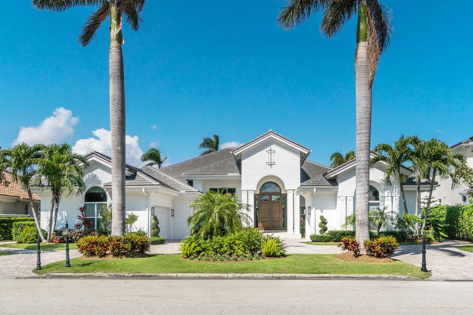 Single Family Home for Sale at 299 Royal Palm Way 299 Royal Palm Way Boca Raton, Florida 33432 United States