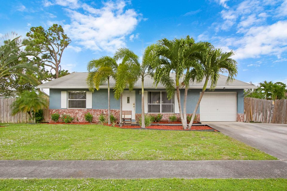 Single Family Home for Rent at 4955 Collesium Drive 4955 Collesium Drive Lake Worth, Florida 33463 United States
