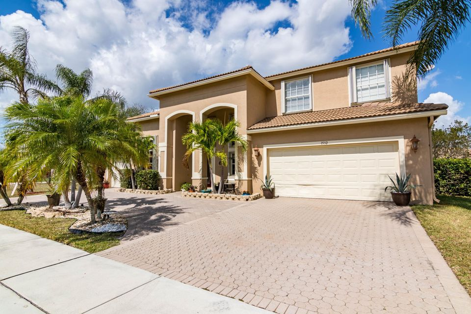 1532 Stonehaven Estates Drive West Palm Beach, FL 33411 photo 1