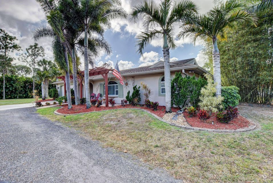 1301 C Road - Loxahatchee, Florida