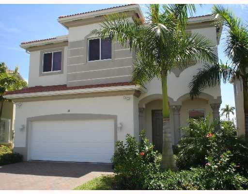 Single Family Home for Rent at 33 Country Lake Circle 33 Country Lake Circle Boynton Beach, Florida 33436 United States