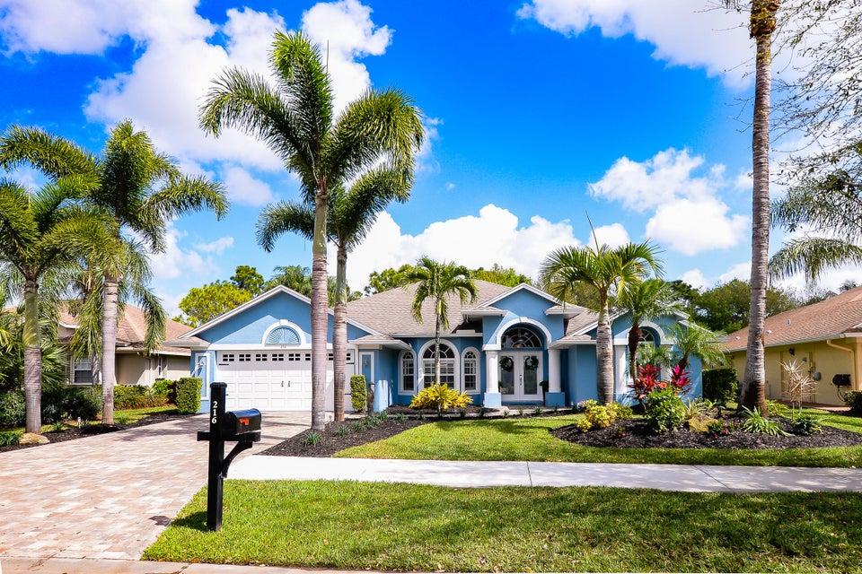 Single Family Home for Sale at 216 SW Fernleaf Trail 216 SW Fernleaf Trail Port St. Lucie, Florida 34953 United States