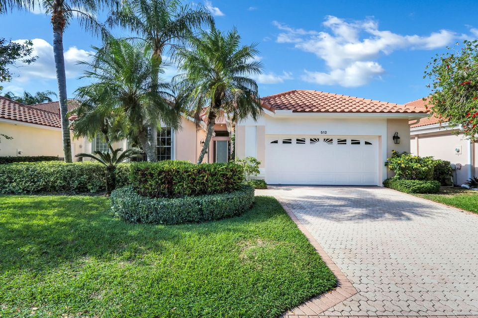 512 Eagleton Cove Trace Palm Beach Gardens, FL 33418 - MLS#RX-10409979