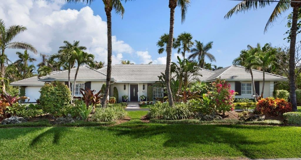 Single Family Home for Sale at 947 Seasage Drive 947 Seasage Drive Delray Beach, Florida 33483 United States