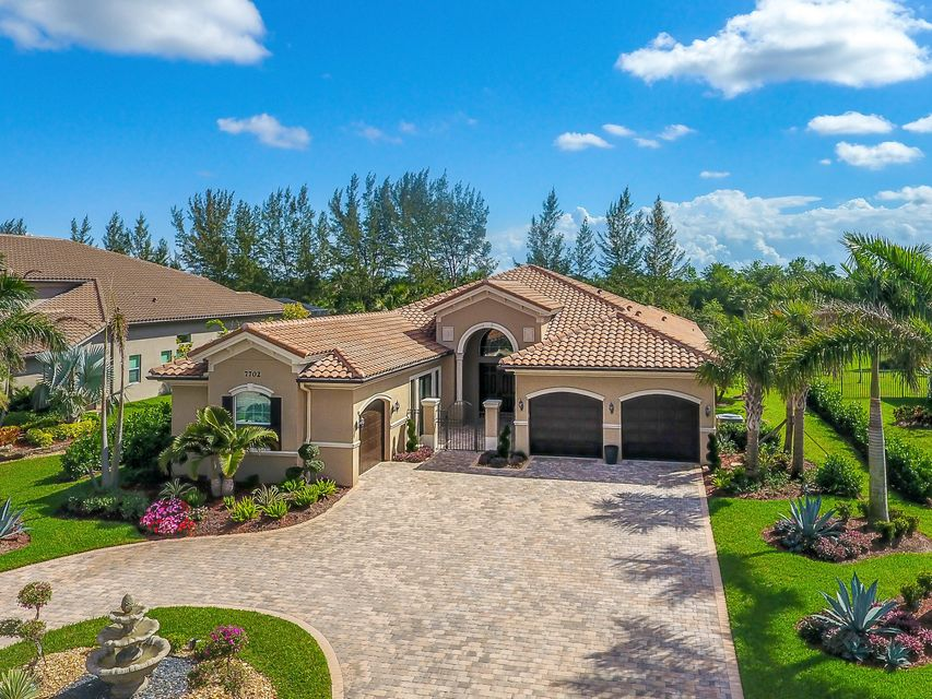 Home for sale in Preserve At Bayhill Estates Palm Beach Gardens Florida