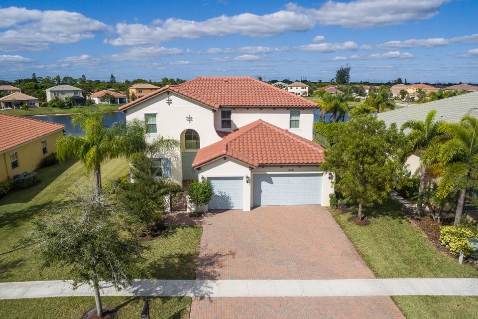 2121 Belcara Court  Royal Palm Beach, FL 33411