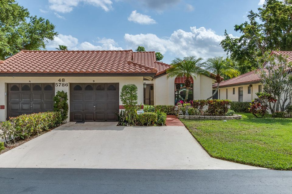 5145 Toscana Trail  is listed as MLS Listing RX-10418854