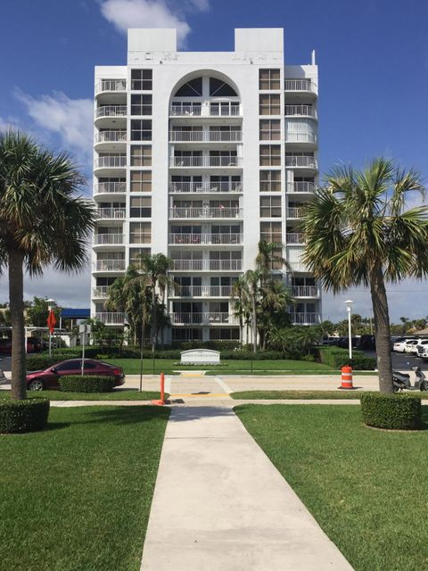 Condominium for Rent at 3901 S Flagler Drive # 504 3901 S Flagler Drive # 504 West Palm Beach, Florida 33405 United States