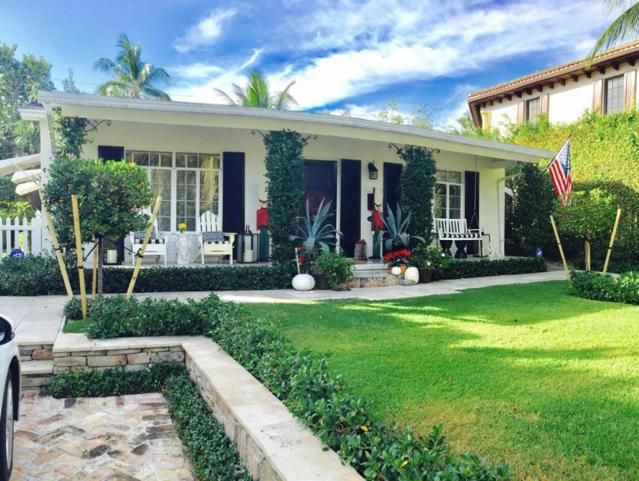 Single Family Home for Rent at 200 Almeria Road 200 Almeria Road West Palm Beach, Florida 33405 United States