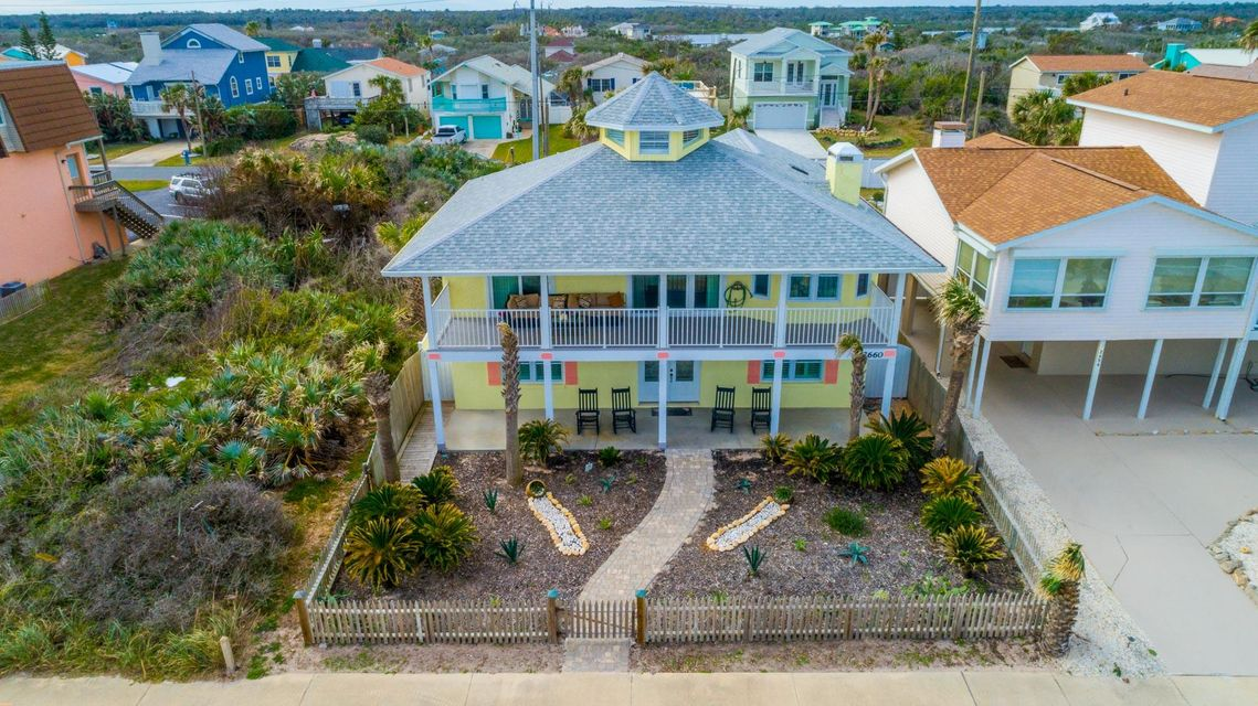 Single Family Home for Sale at 2660 Ocean Shore Boulevard 2660 Ocean Shore Boulevard Flagler Beach, Florida 32136 United States