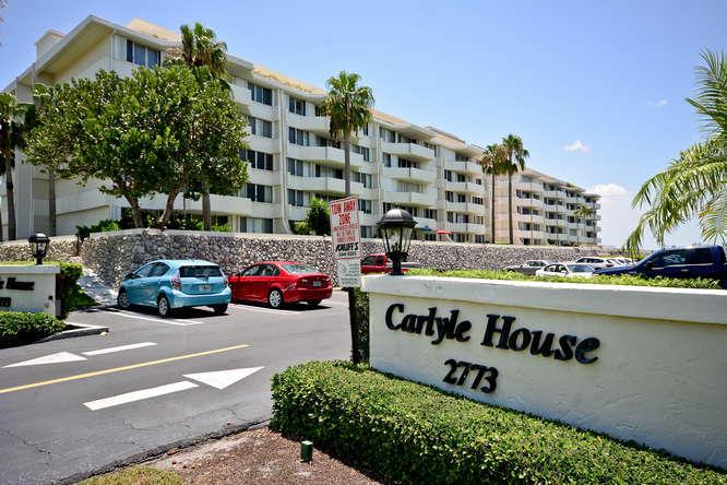 Carlyle House Condo 2773 S Ocean Boulevard