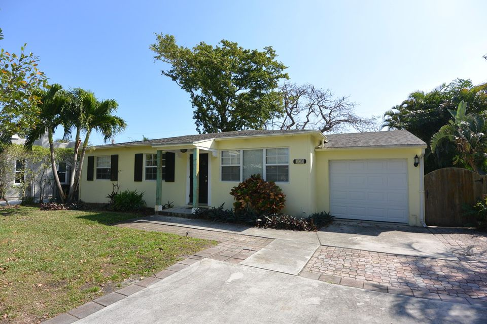 Single Family Home for Rent at 320 Plymouth Road 320 Plymouth Road West Palm Beach, Florida 33405 United States