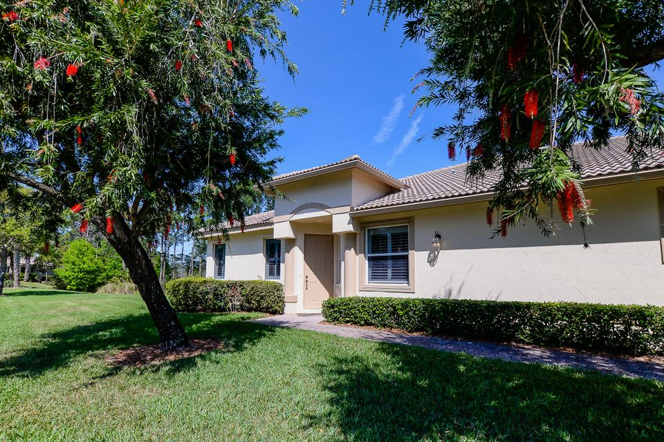 Townhouse for Sale at 7039 Willow Pine Way 7039 Willow Pine Way Port St. Lucie, Florida 34986 United States