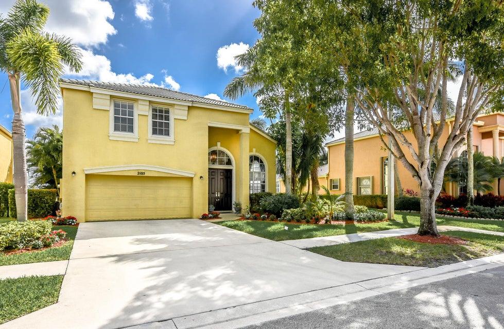 Single Family Home for Rent at 2105 Reston Circle 2105 Reston Circle Royal Palm Beach, Florida 33411 United States