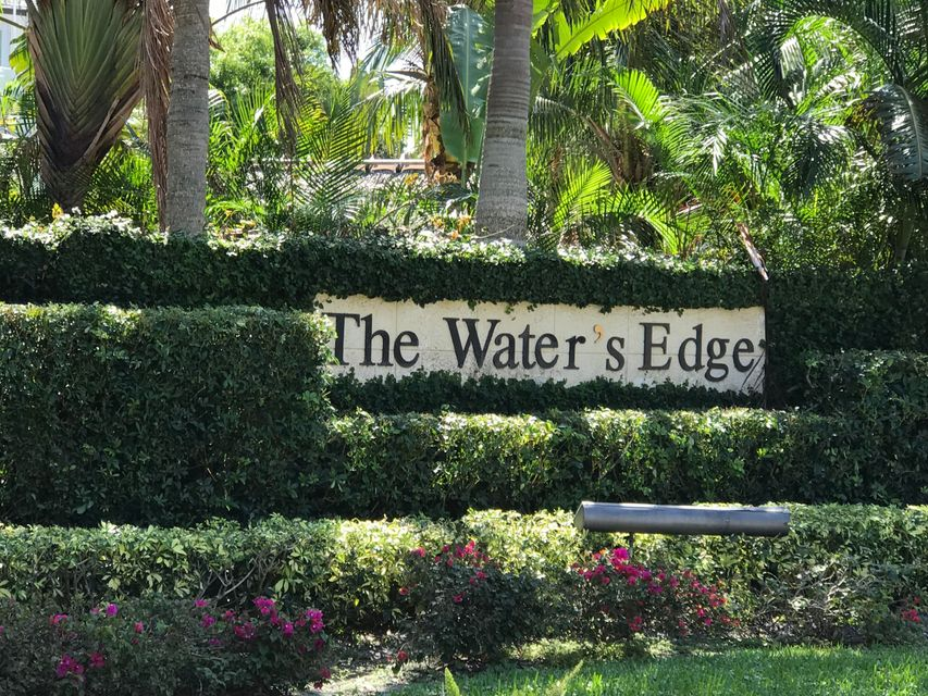WATERS EDGE REAL ESTATE