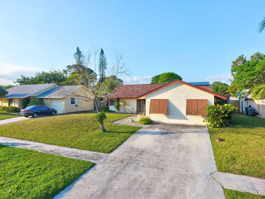 Home for sale in FOREST HOMES 1 West Palm Beach Florida