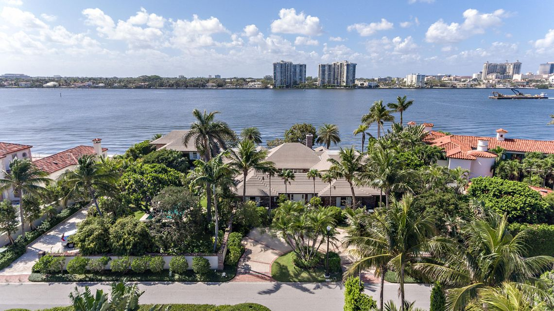 New Home for sale at 555 Island Drive in Palm Beach