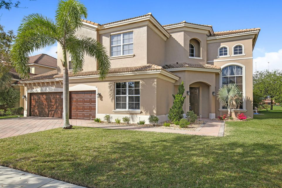 Single Family Home for Rent at 9174 Pineville Drive 9174 Pineville Drive Lake Worth, Florida 33467 United States