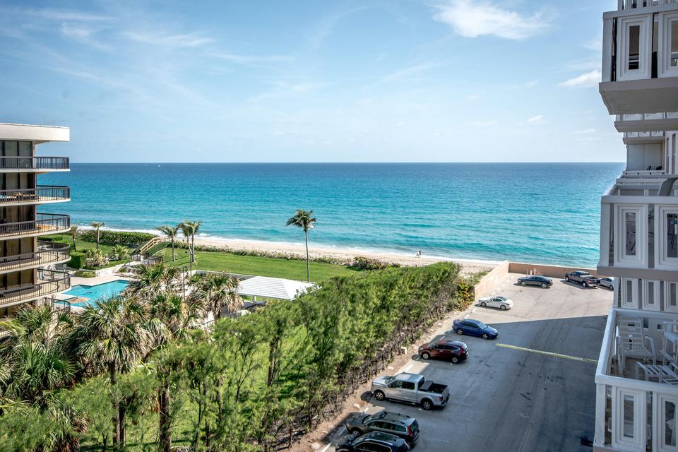 Condominium for Rent at 3450 S Ocean Boulevard # 601 3450 S Ocean Boulevard # 601 Palm Beach, Florida 33480 United States