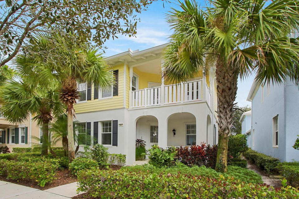 Single Family Home for Rent at 2641 E Community Drive 2641 E Community Drive Jupiter, Florida 33458 United States