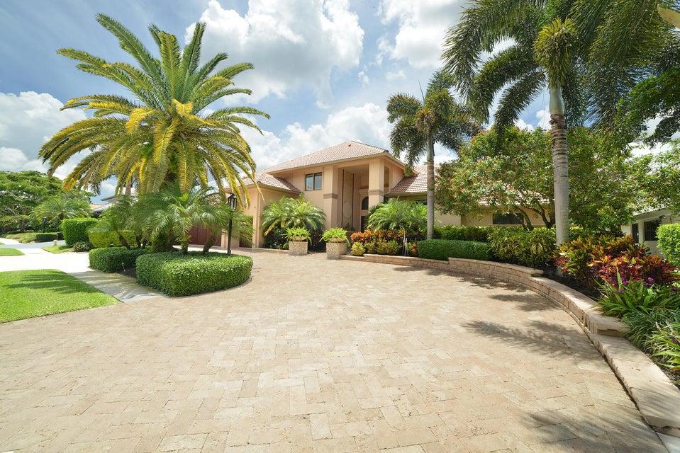 Single Family Home for Rent at 7352 Valencia Drive 7352 Valencia Drive Boca Raton, Florida 33433 United States