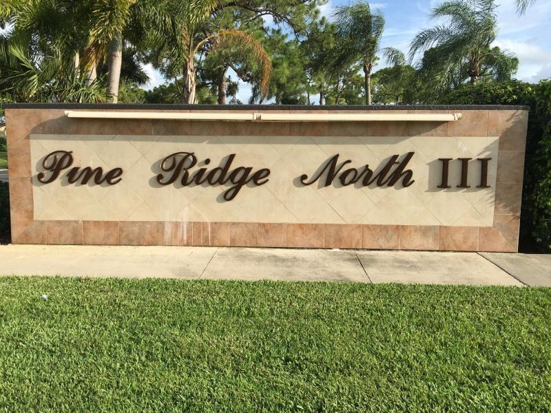 712 Sunny Pine Way E3  Greenacres FL 33415