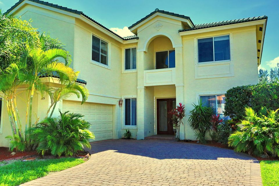 Single Family Home for Rent at 115 Ibisca Terrace 115 Ibisca Terrace Royal Palm Beach, Florida 33411 United States