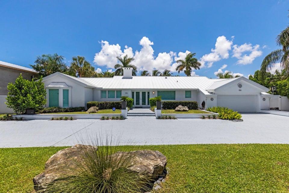 Single Family Home for Rent at 358 E Camino Real 358 E Camino Real Boca Raton, Florida 33432 United States