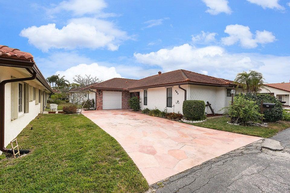 387 Knob Hill Boulevard  Boca Raton FL 33431