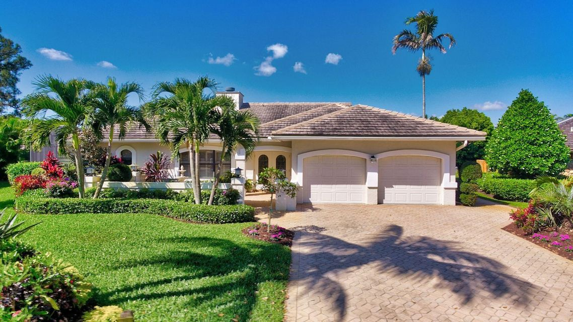 Single Family Home for Sale at 12139 S Dunes Road 12139 S Dunes Road Boynton Beach, Florida 33436 United States