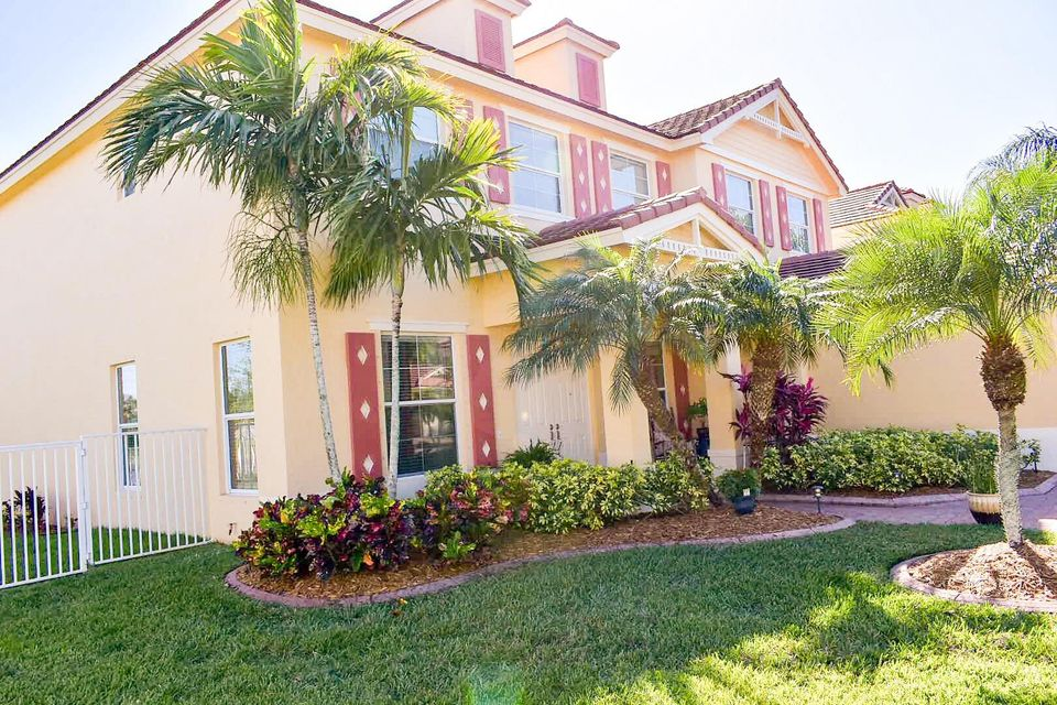PALM BEACH PLANTATION HOMES